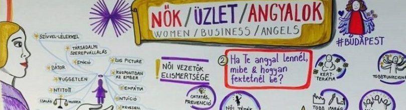 Nők / Üzlet / Angyalok