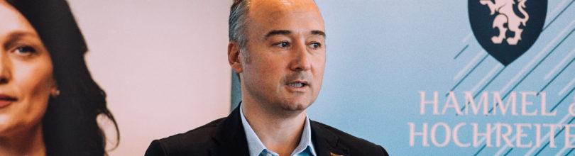 Elnökváltás a Német-Magyar Gazdasági Kamaránál