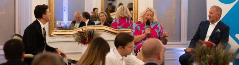 Forbes családi vállalkozások gálavacsora a Festetics Palotában
